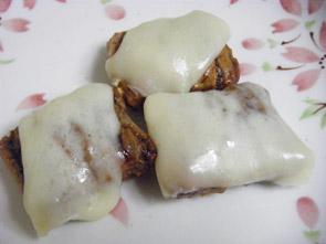ぬれおかき+とろけるチーズ